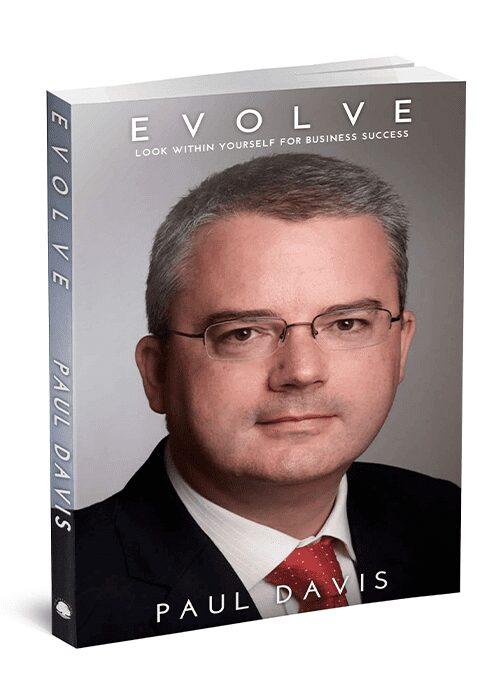 evolve book by paul william davis